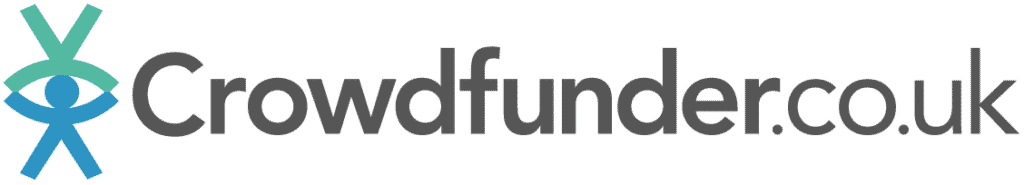 the logo of crowdfunder